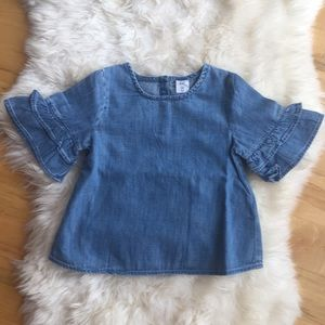 Gap Jean Shirt, size 3T